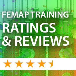 FEMAP training ratings and review