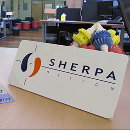 Sherpa Design training venue