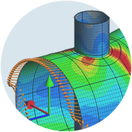 Applied CAx FEMAP support