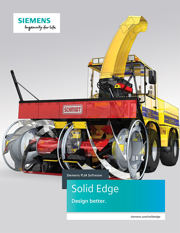 Siemens PLM Solid Edge Overview Applied CAx